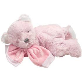 Pink Lullaby Baby Bear