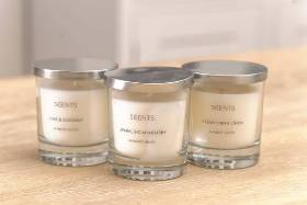Scents Candle Medium